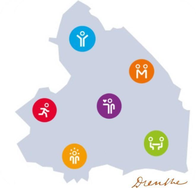 positieve gezondheid; Drenthe gezond; Drenthe; gezondheid; Saskia Bontjer; RuG; zorgbelang drenthe