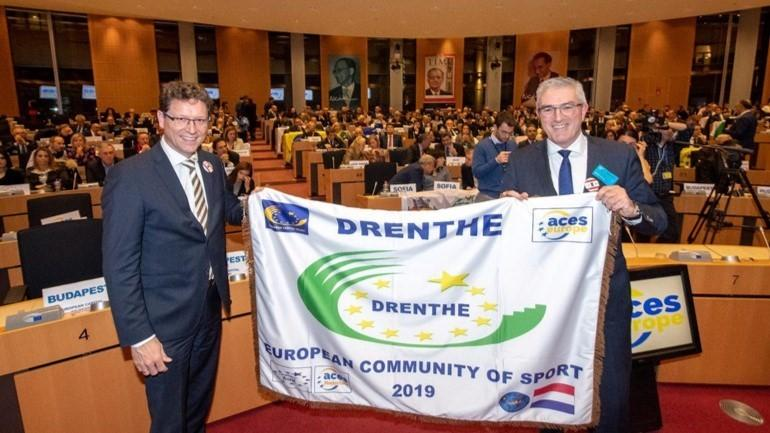 drenthe; 2019; european community of sports