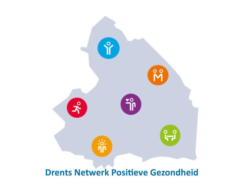 Drents Netwerk Positieve Gezondheid; dnpg; drenthe; iph; machteld huber; zorgbelang drenthe